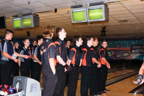 Bowling team continues to strike