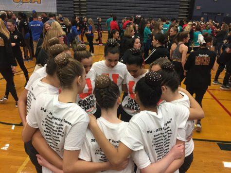 Dance team makes way for a new season