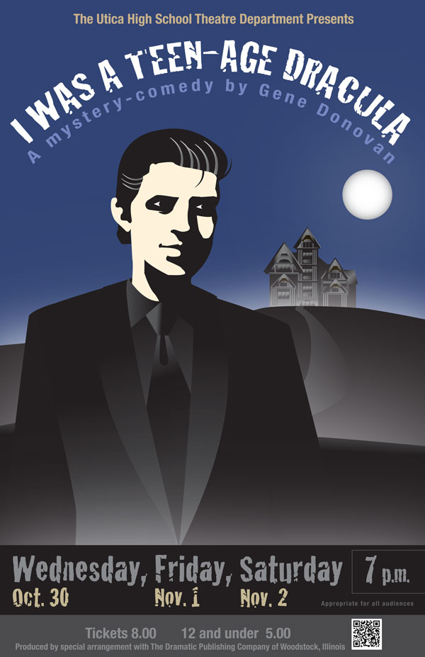 'I Was A Teen-Age Dracula' hits the stage