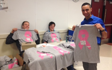 Amazing Race supports breast cancer research