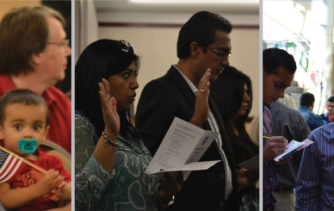 EL students attend naturalization ceremony