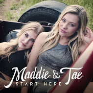 Country singers Maddie and Tae 'start here'