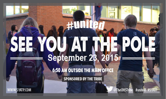 United for 'See You At The Pole'