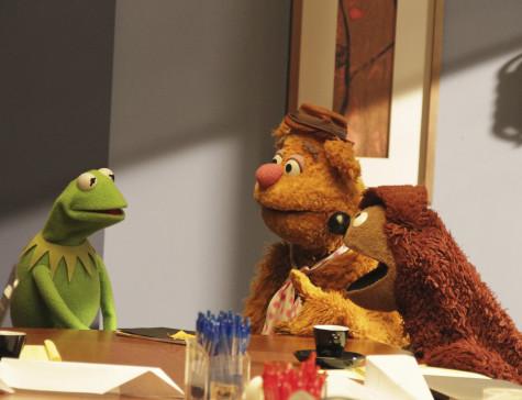 ABCís ëMuppetsí takes Kermit and Co. out into the real world
