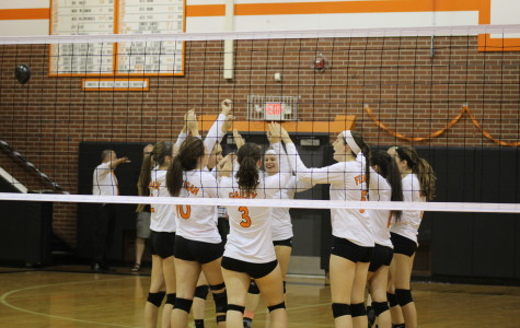 Girls volleyball season review