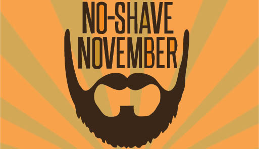 Staff, students participate in yet another No Shave November