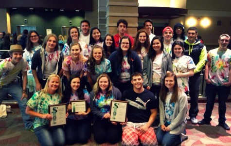 "Publication students received Spartan Awards for both yearbook and newspaper, and also learned new techniques from other publication staffs.  ""Both MIPA field trips help students learn a lot from each other,"" alumna Chelsea Koger said, ""as well as give a sense of competition, which fuels the excitement for journalism."""