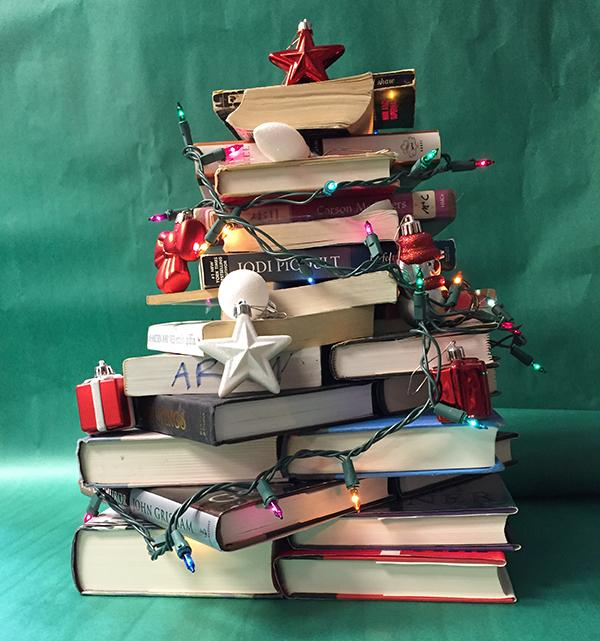 Holiday book fair planned to raise funds