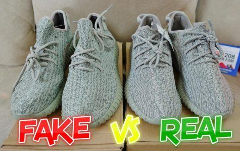 Yeezys: fake or real?