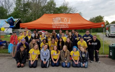 Hispanic Honor Society breaks records at Relay for Life
