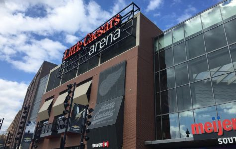Out with the old, in with the new: A student's take on Little Caesars Arena