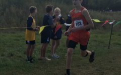Boys cross country finishes second in MAC Red division