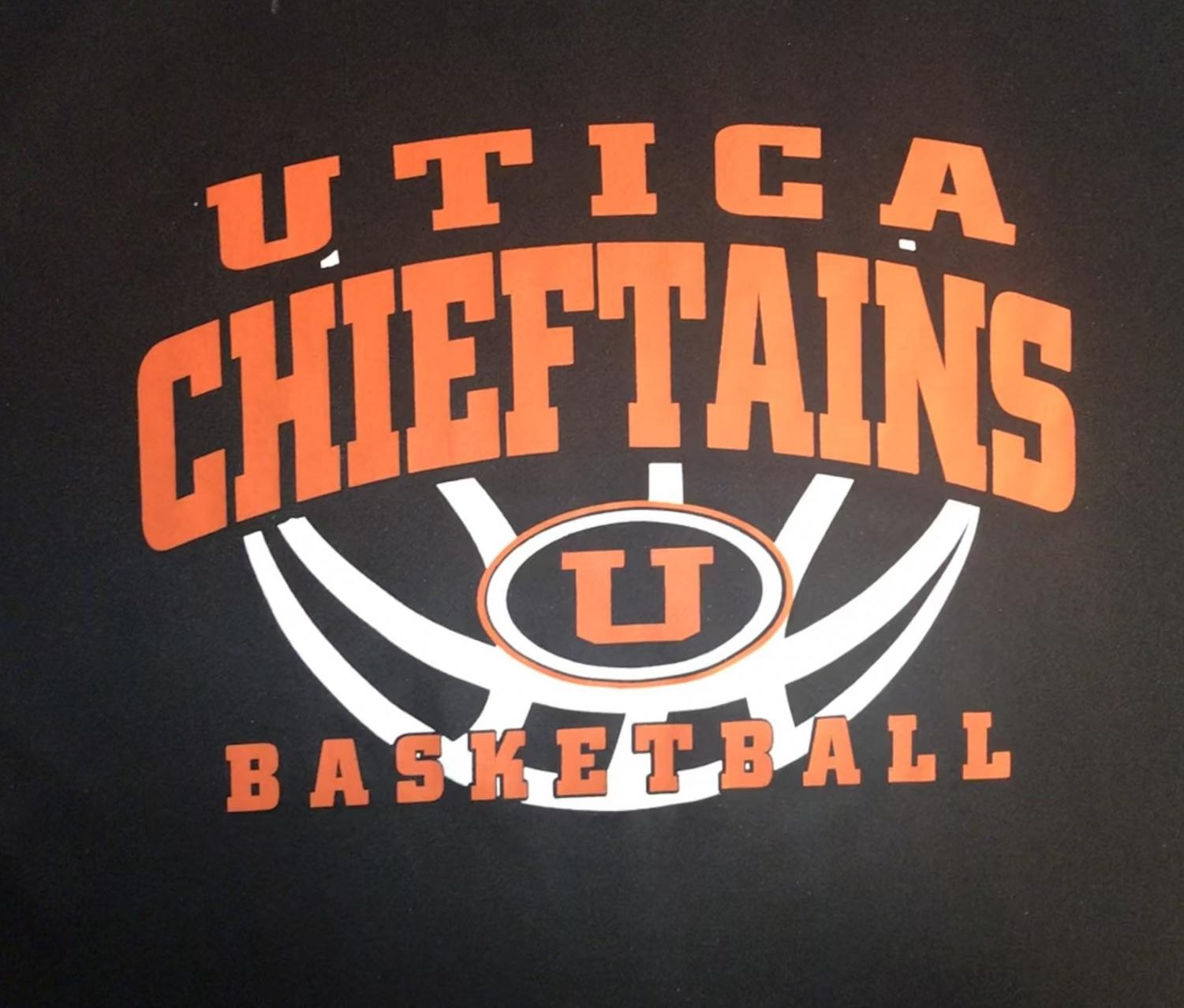 Utica game day gear.