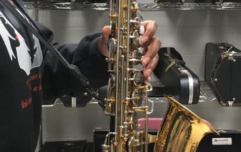 Senior project brings musicians to nursing home