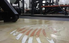 Weight room lifts students' spirits