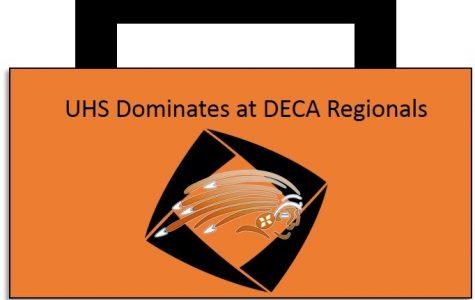 Dominating DECA Regionals