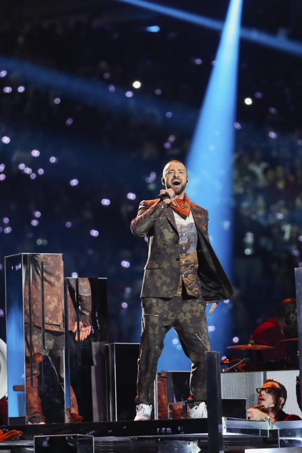 Justin Timberlake for Super Bowl MVP