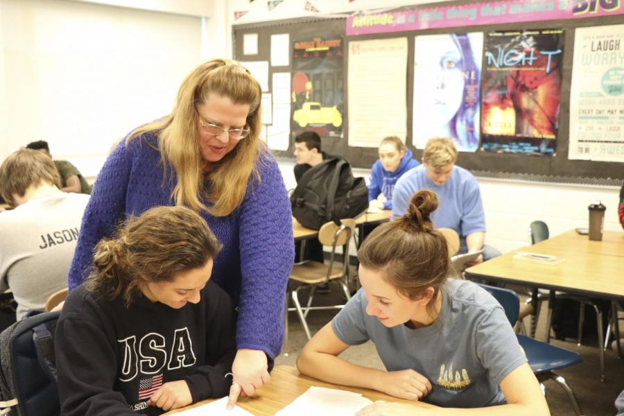 Linda Kammann named 2018 Teacher of the Year