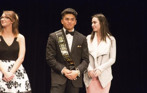 Crowning Mr. Chieftain