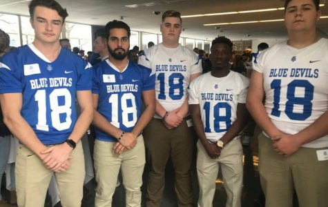 5 Utica football players commit to LTU