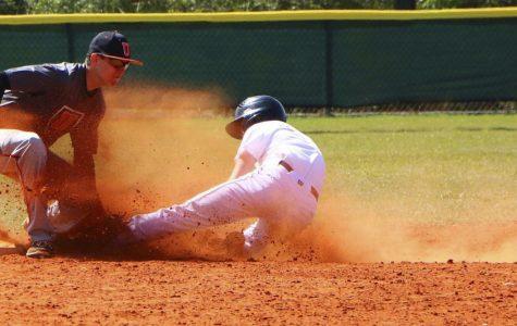 Varsity baseball shines in the sunshine state
