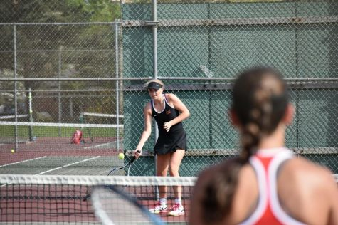 Tennis team, Nguyen making lots of racket