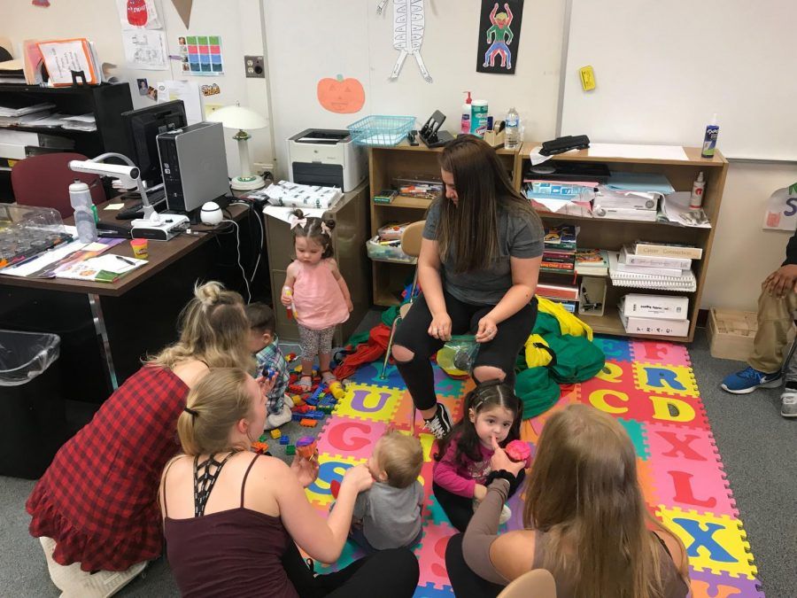 Parenting students prepare for their future