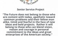 Senior projects help students do great things