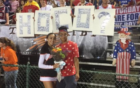 Hoco proposals sweep people off their feet