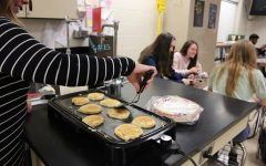 Chemistry classes celebrate mole day