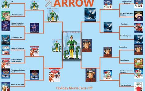 Christmas movies sleigh the season