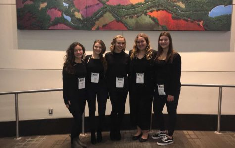 Theatre students compete at Thespian Festival