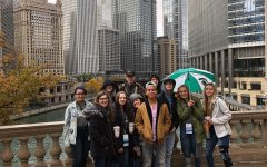 205 crew takes over the windy city