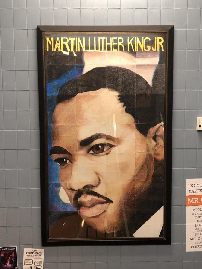 MLK day at Utica