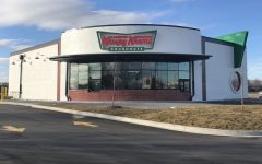 New Krispy Kreme Opening in Utica