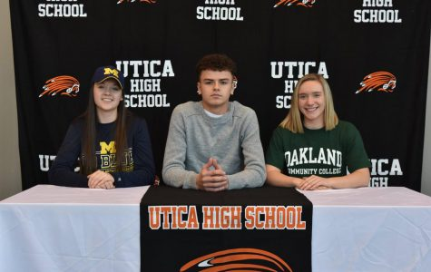Seniors commit to colleges