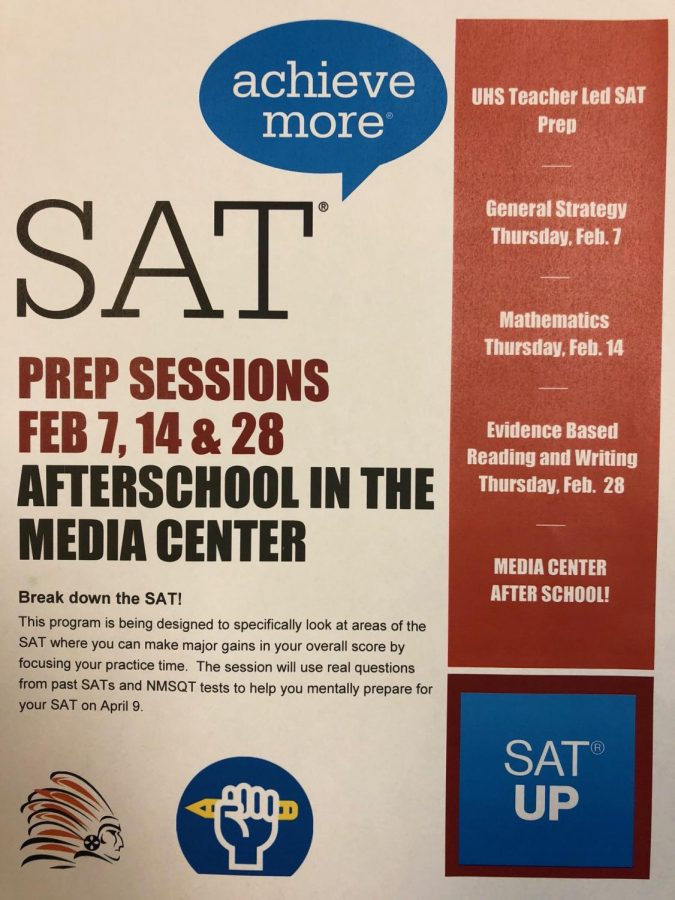 Students prepare for SAT/ACT