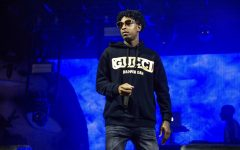 """Rapper 21 Savage left """"numb"""" by ICE"""