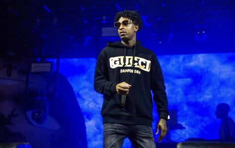 "Rapper 21 Savage left ""numb"" by ICE"