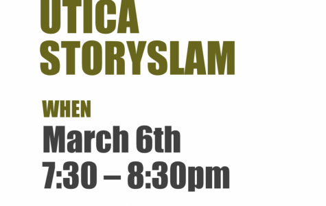 Utica hosts 1st annual StorySLAM