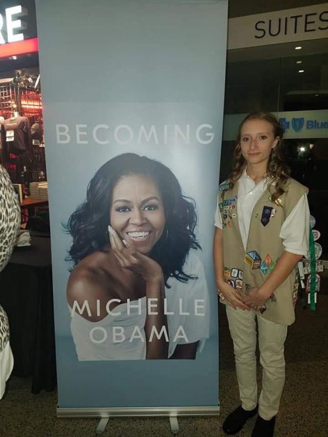 Elizabeth & Michelle