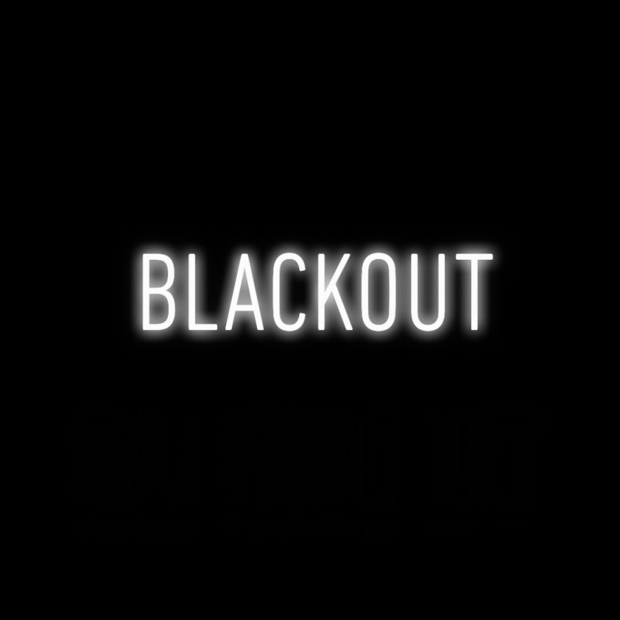School day interrupted by blackout