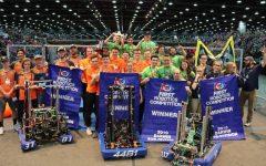 UCS robotics team wins world championship