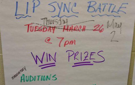 Lip Sync Battle Rescheduled