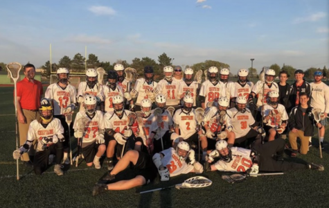 Lacrosse team makes history