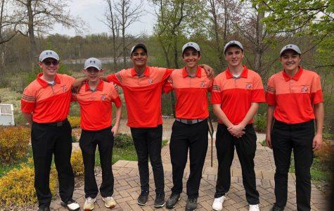 Golf swings through season, heads to regionals