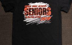 The senior shirt
