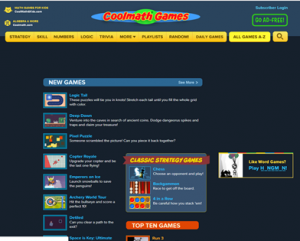 Cool Math Games' shut down is a hoax