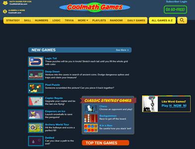 Cool Math Games' shut down is a hoax