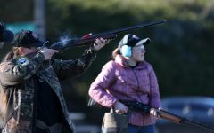 Clay target team is a hit with athletes